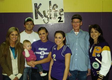 BRODIE FAMILY 10-21-09 Ashley, Justin, Korbyn, Jessica, Kylee, Scott, Glennis